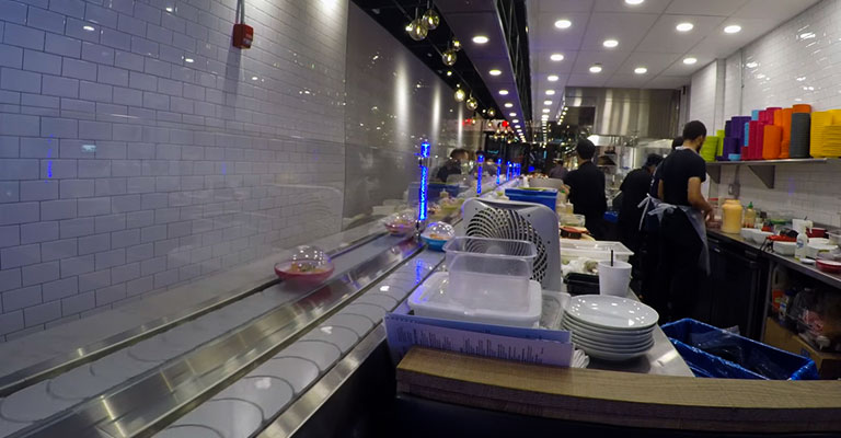 Best Sushi Places in Astoria
